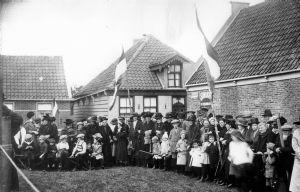 FEEST IN 1923 OP DE BRINK